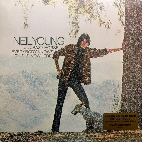 Young, Neil - Everybody Knows This Is Nowhere (2009 gatefold reissue) - Vinyl - New