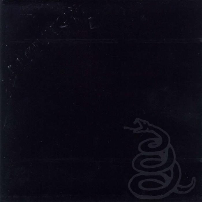 Metallica - Metallica (Black Album) - CD - New