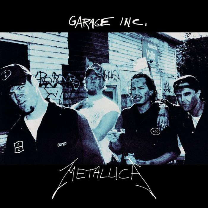 Metallica - Garage Inc. (2CD) - CD - New