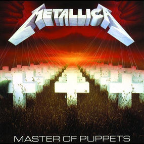 Metallica - Master Of Puppets - CD - New