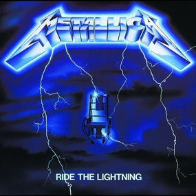 Metallica - Ride The Lightning - CD - New
