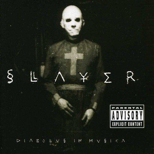 Slayer - Diabolus In Musica - CD - New