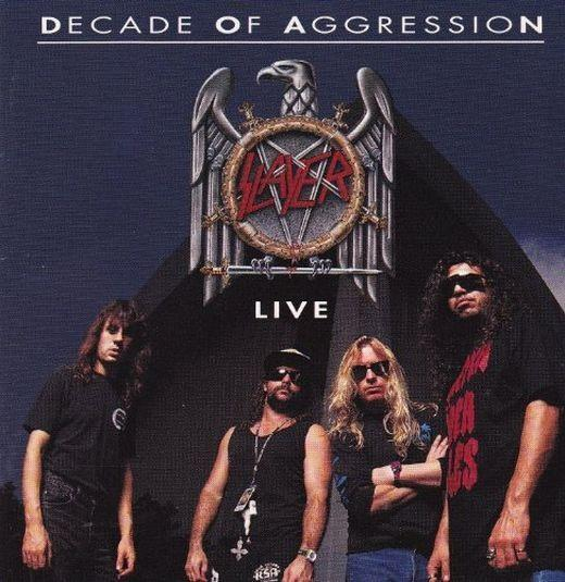 Slayer - Decade Of Aggression - Live (2CD) - CD - New