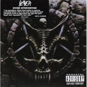 Slayer - Divine Intervention (Euro.) - CD - New