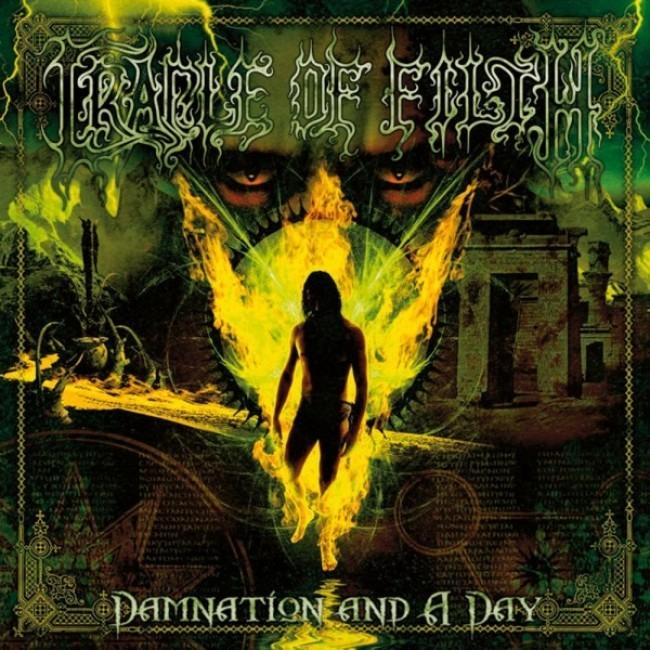 Cradle Of Filth - Damnation And A Day - CD - New