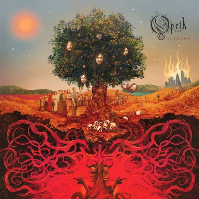 Opeth - Heritage - CD - New