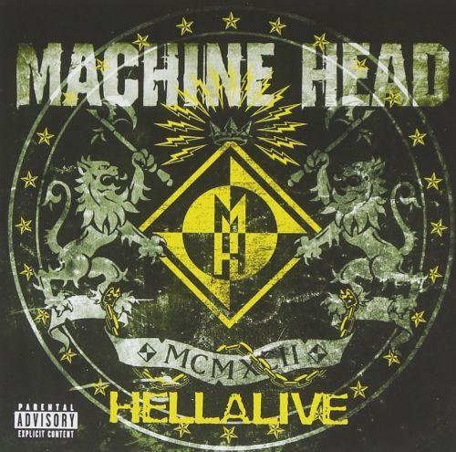 Machine Head - Hellalive - CD - New