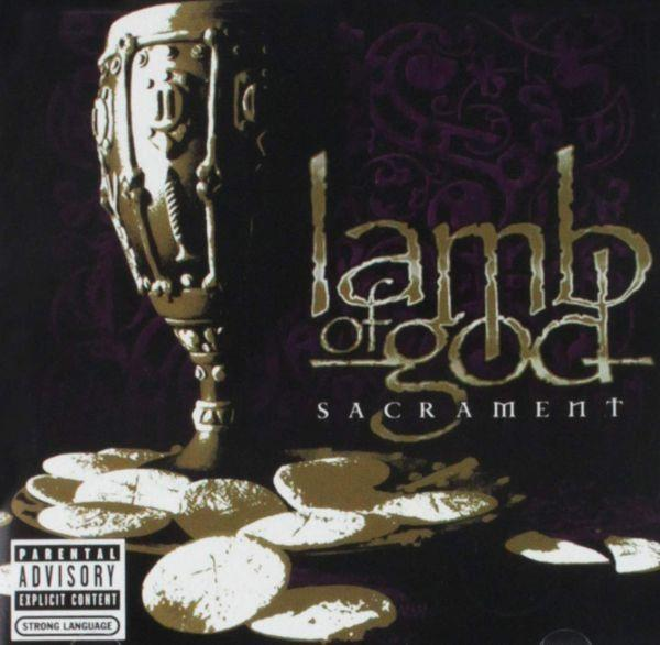 Lamb Of God - Sacrament (U.S.) - CD - New