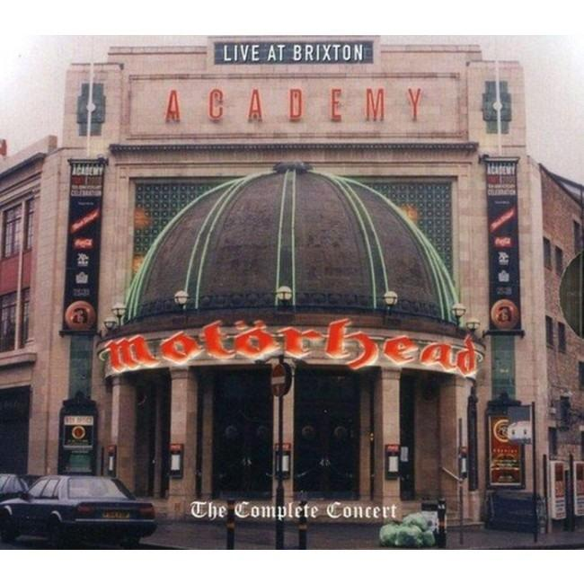 Motorhead - Live At Brixton Academy - The Complete Concert (2019 2CD reissue) - CD - New