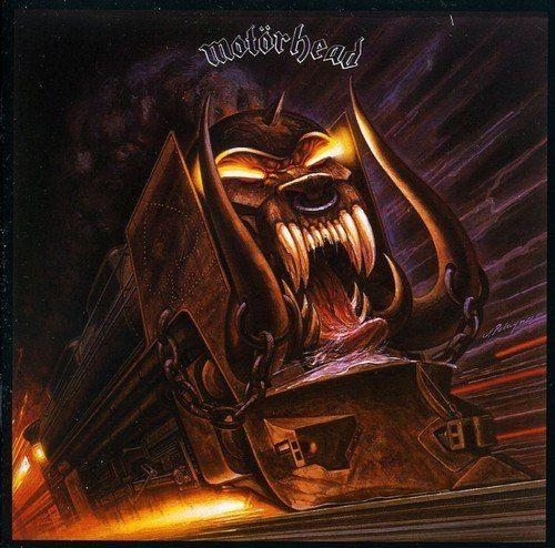 Motorhead - Orgasmatron (w. 3 bonus tracks) - CD - New