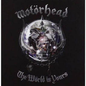 Motorhead - World Is Yours, The - CD - New