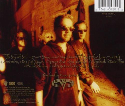 Van Halen - Balance - CD - New