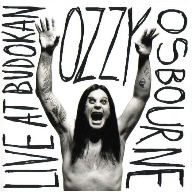 Osbourne, Ozzy - Live At Budokan - CD - New
