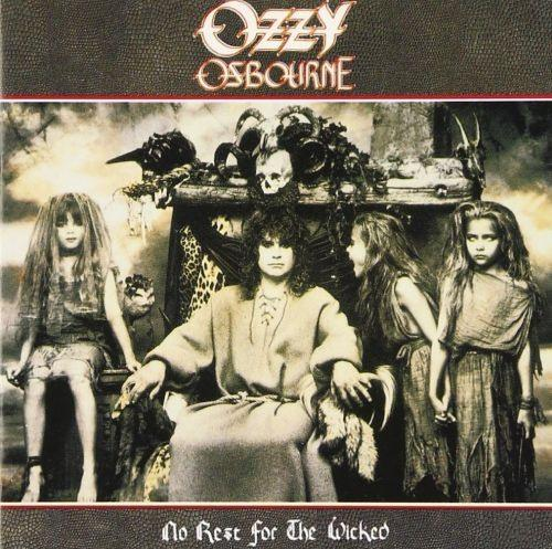 Osbourne, Ozzy - No Rest For The Wicked (U.S.) - CD - New