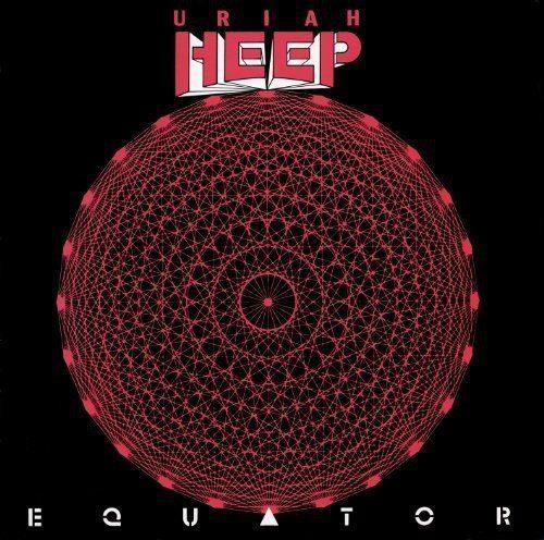 Uriah Heep - Equator (25th Ann. Exp. Ed. w. 4 bonus tracks) - CD - New