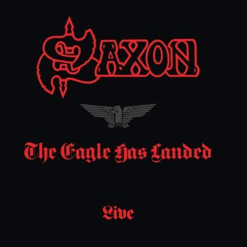 Saxon - Eagle Has Landed, The (2018 Reissue w. Deluxe Book Packaging + Bonus Tracks) - CD - New