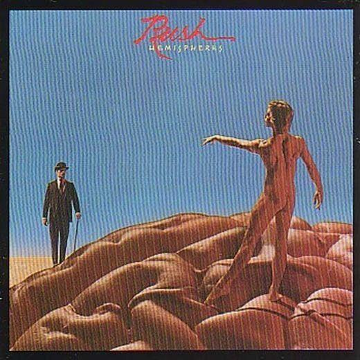 Rush - Hemispheres - CD - New
