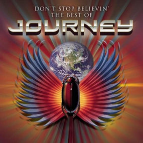 Journey - Dont Stop Believin - The Best Of Journey (2CD) (2018 reissue) - CD - New