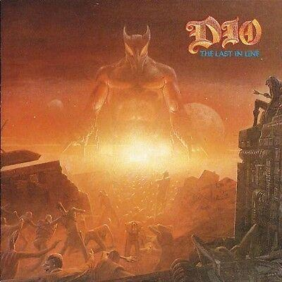 Dio - Last In Line, The (Euro.) - CD - New