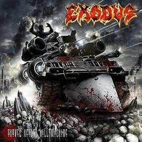 Exodus - Shovel Headed Kill Machine (U.S. digi.) - CD - New