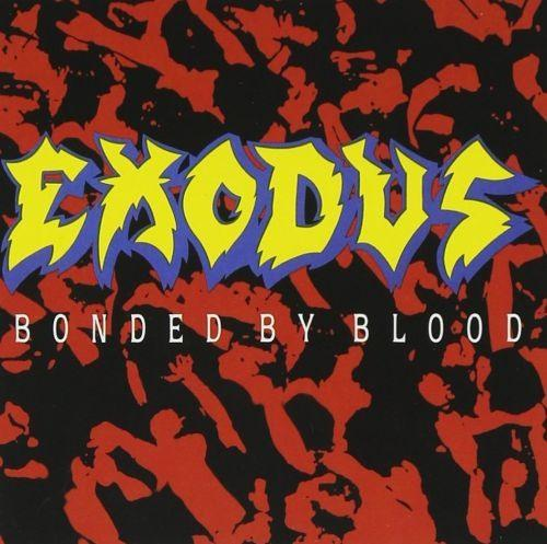 Exodus - Bonded By Blood (U.S. cover) - CD - New