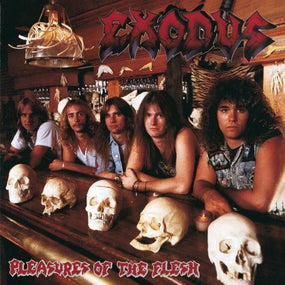 Exodus - Pleasures Of The Flesh (w. 4 bonus live tracks) - CD - New