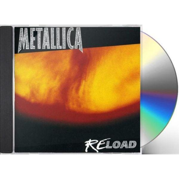 Metallica - Reload (U.S.) - CD - New