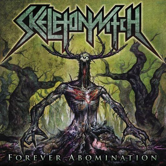 Skeletonwitch - Forever Abomination - CD - New