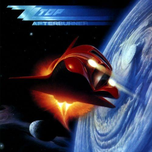 ZZ Top - Afterburner - CD - New