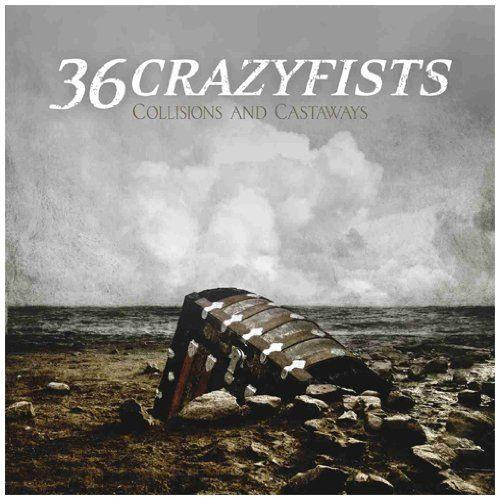 36 Crazyfists - Collisions And Castaways - CD - New