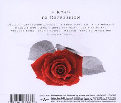 All Ends - Road To Depression, A - CD - New
