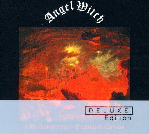 Angel Witch - Angel Witch (30th Ann. Deluxe Ed. 2CD) - CD - New