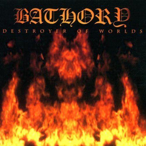 Bathory - Destroyer Of Worlds - CD - New