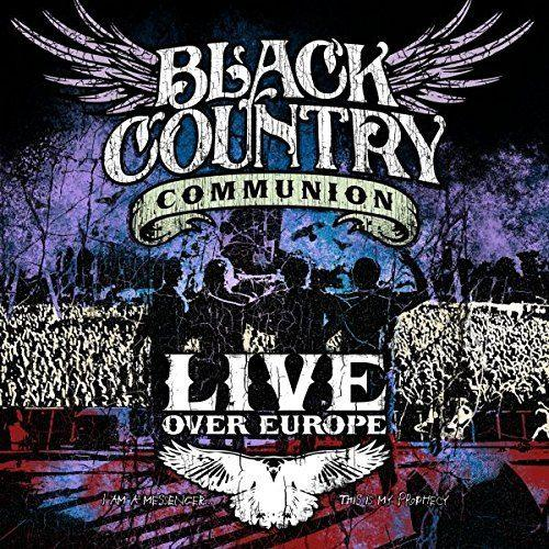 Black Country Communion - Live Over Europe (2CD) - CD - New
