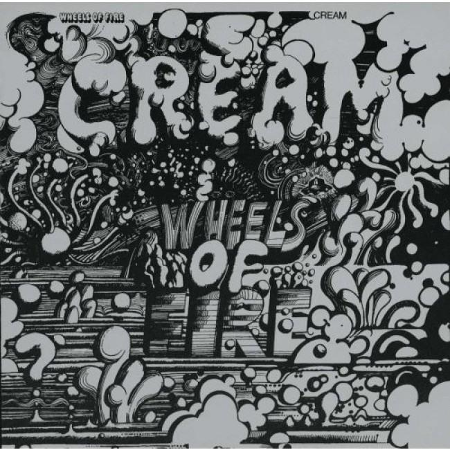 Cream - Wheels Of Fire (2CD rem. - bonus live CD) - CD - New