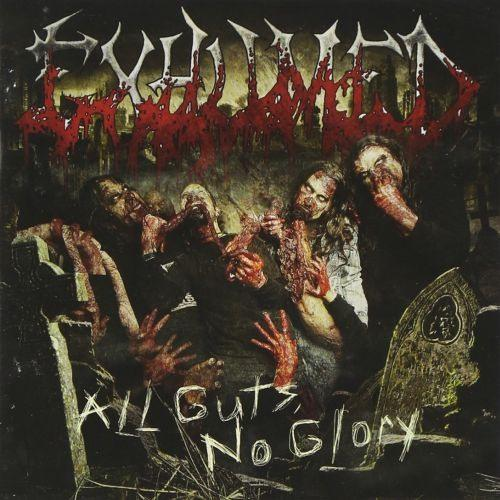 Exhumed - All Guts, No Glory - CD - New