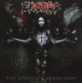 Exodus - Atrocity Exhibition, The - Exhibit A - CD - New