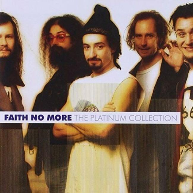Faith No More - Platinum Collection, The - CD - New