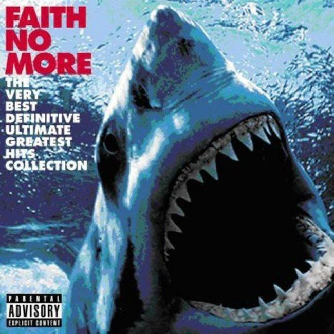 Faith No More - Very Best Definitive Ultimate Greatest Hits Collection, The (2CD) (Euro.) - CD - New