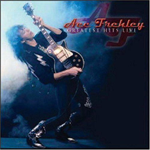 Frehley, Ace - Greatest Hits Live - CD - New