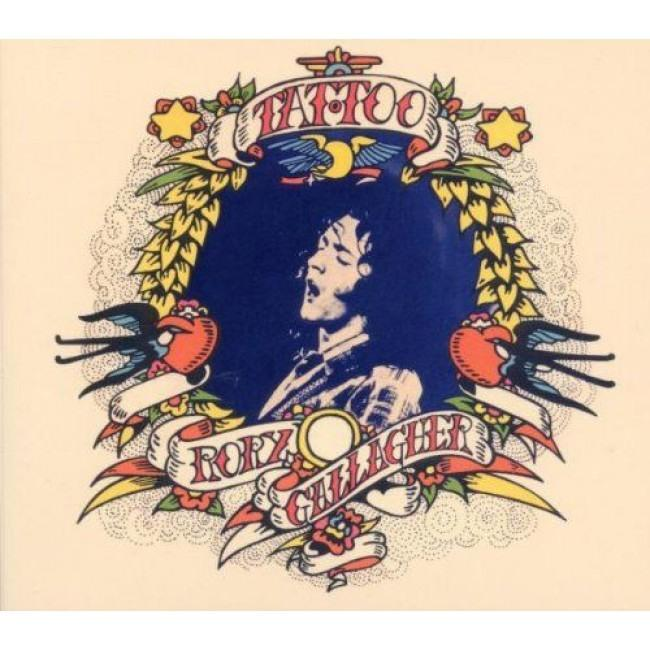 Gallagher, Rory - Tattoo (2018 reissue w. bonus track) - CD - New