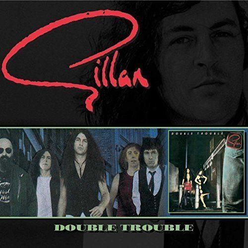 Gillan - Double Trouble (2CD) - CD - New