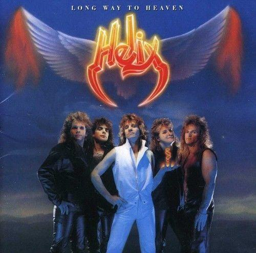 Helix - Long Way To Heaven (Rock Candy rem.) - CD - New
