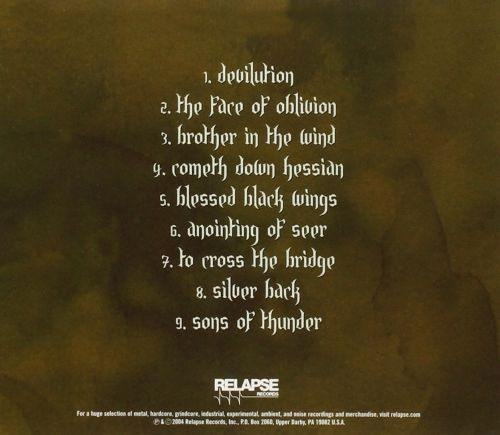 High On Fire - Blessed Black Wings - CD - New