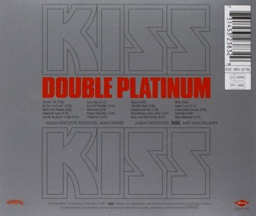 Kiss - Double Platinum - CD - New