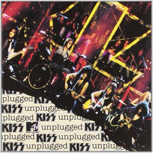 Kiss - MTV Unplugged - CD - New