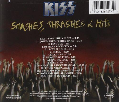 Kiss - Smashes, Thrashes And Hits - CD - New