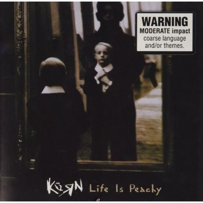 Korn - Life Is Peachy (2017 Gold Series) - CD - New