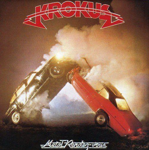 Krokus - Metal Rendez-Vous - CD - New