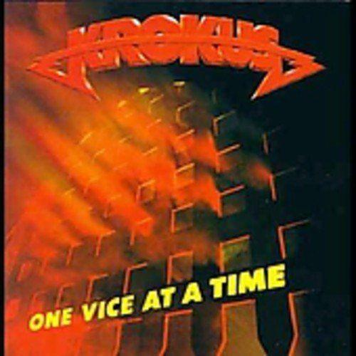 Krokus - One Vice At A Time - CD - New